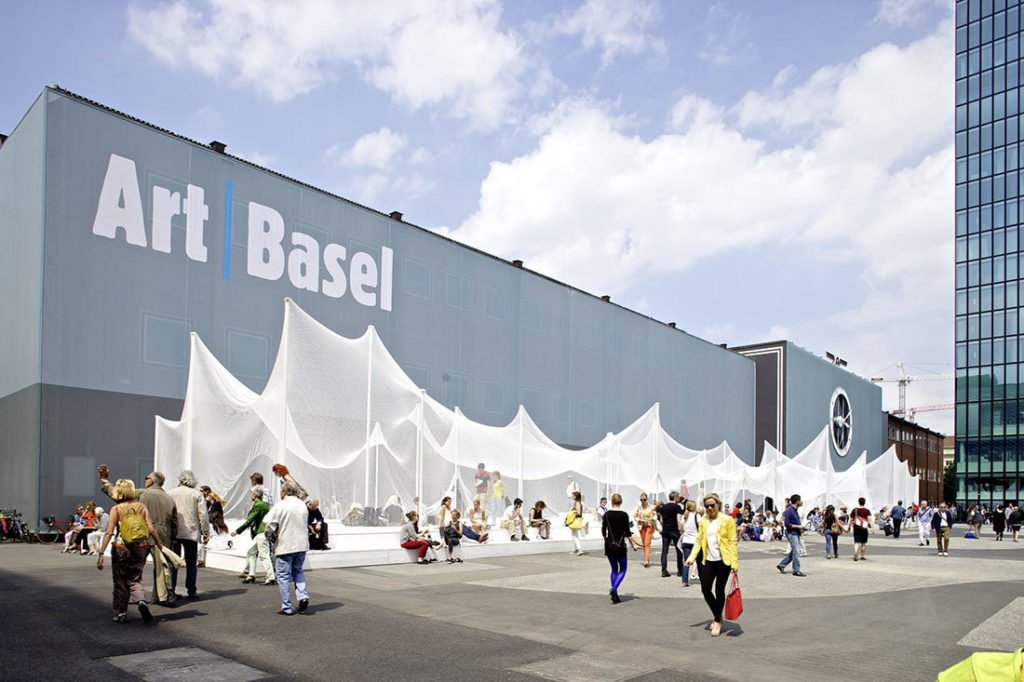 How to stay connected at Art Basel 2018