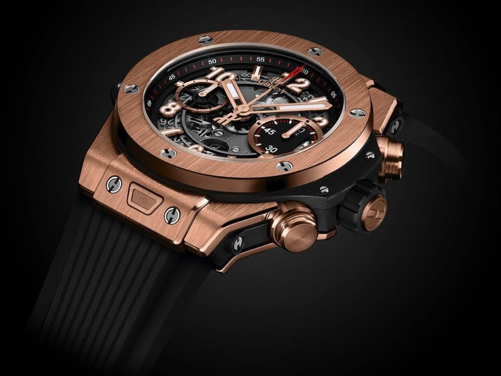 HUBLOT BIG BANG UNICO KING GOLD 42MM 441-OX-1180-RX, Travelers Wifi Les Ambassadeurs