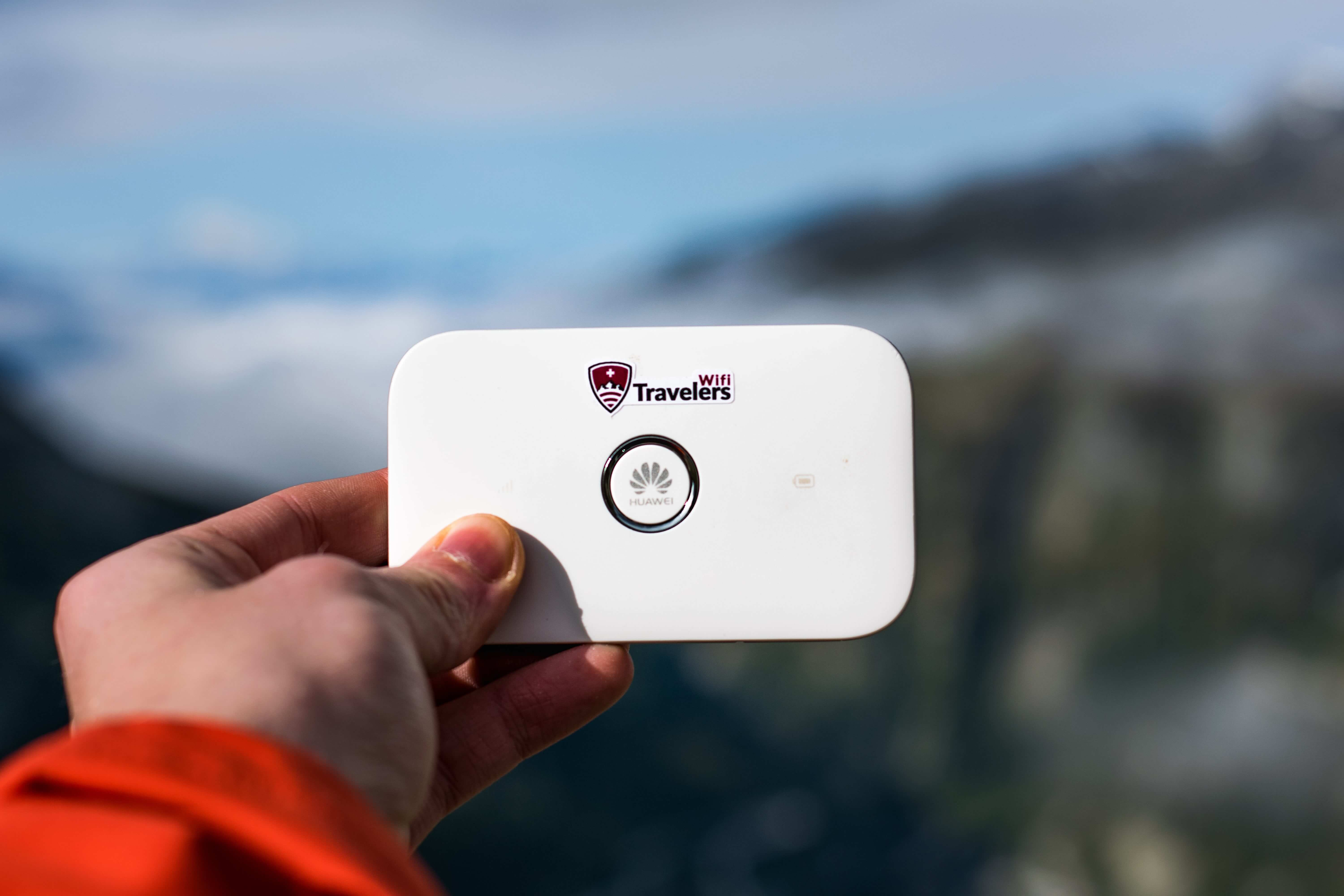 Switzerland Travelers Wifi Pocket Wifi