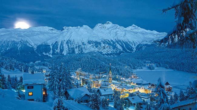 St. Moritz Travelers Wifi socio RHB
