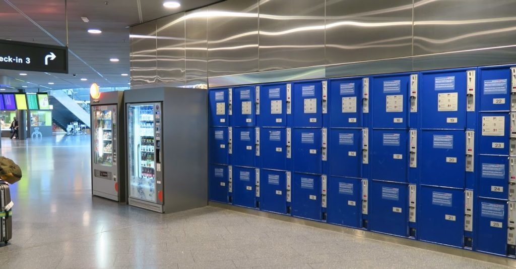 All you need to know about luggage lockers in Switzerland