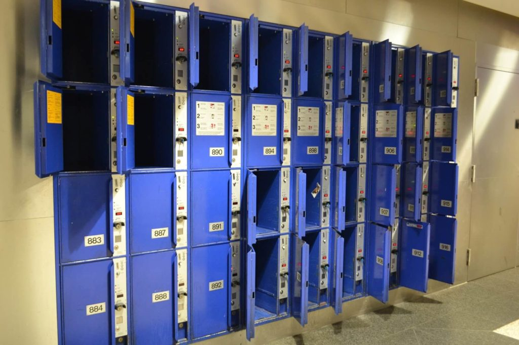 Lockers in Switzerland