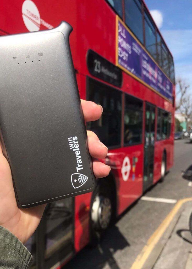london uk pocket wifi roaming internet travelers wifi