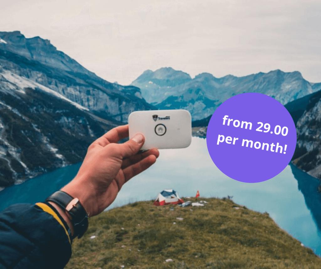 swiss wifi rental from 29.00 per month!