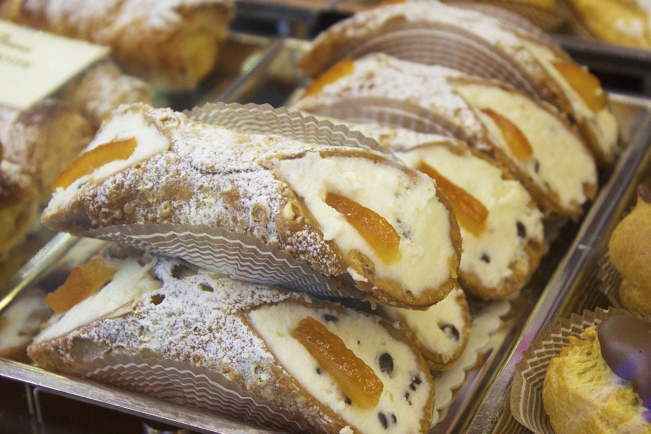 Sicilian dolci Italian Food Travelers Wifi