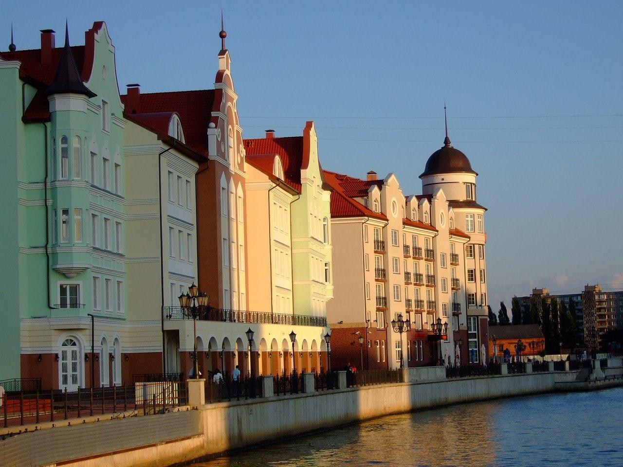 Kaliningrad Russia FIFA World Cup Travelers Wifi