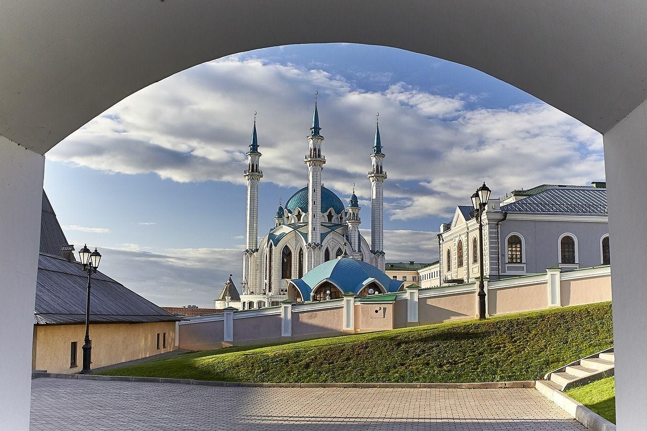 Kazan Russia FIFA World Cup Travelers Wifi