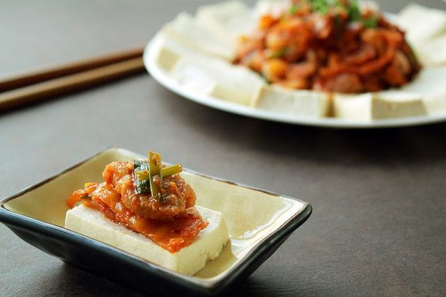 Korean Food Kimchi, WInter Olympics