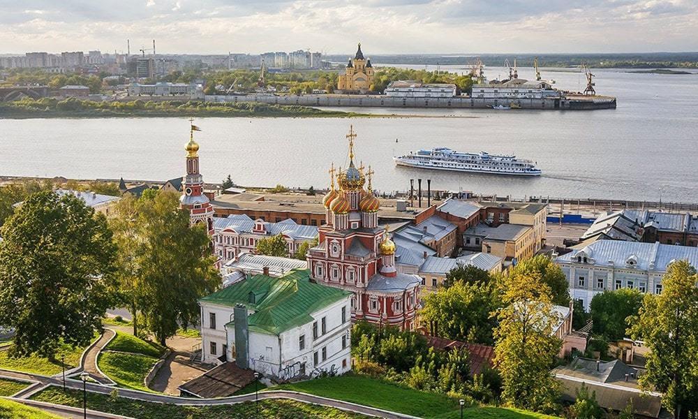 Nizhy Novgorod Russia FIFA World Cup Travelers Wifi