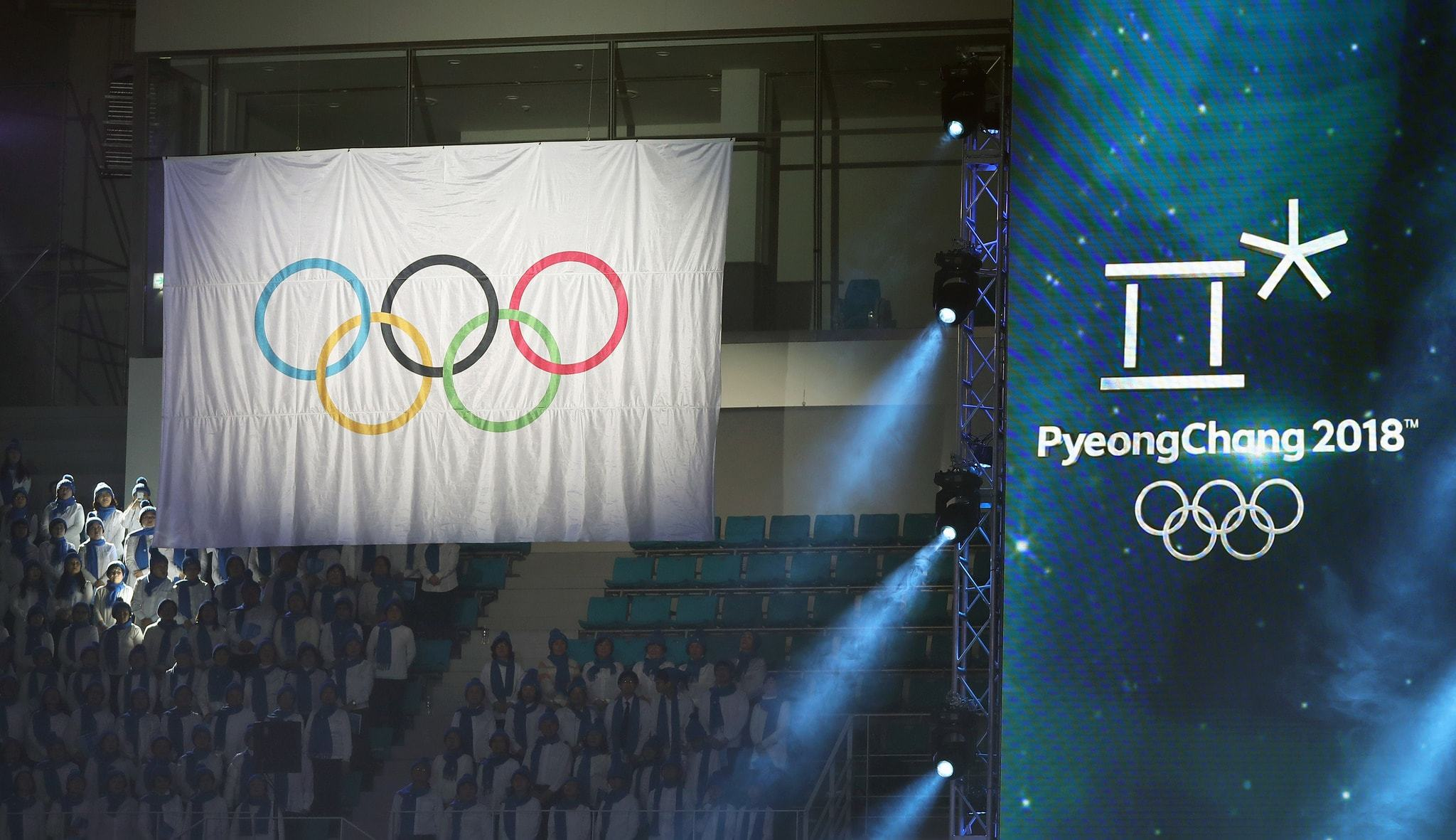 PyeongChang Olympics 2018 Korea