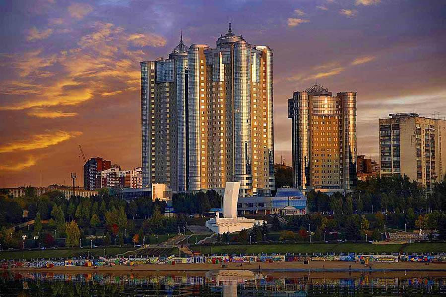 Samara Russia World Cup FIFA Travelers Wifi