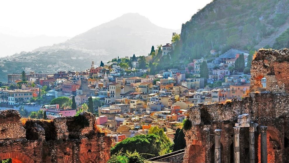 Sicília Itália Travelers Wifi