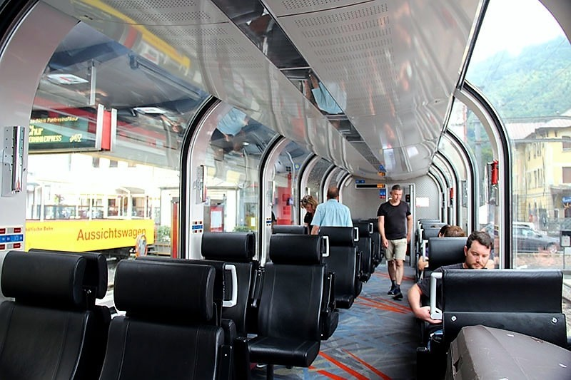 VAT refund Travelers wifi Train
