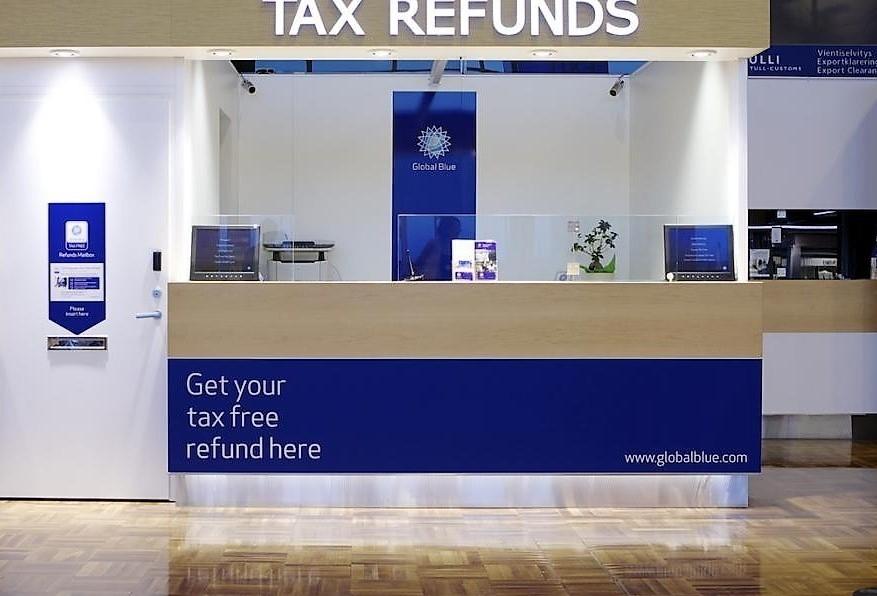 VAT refund Travelers wifi Global blue