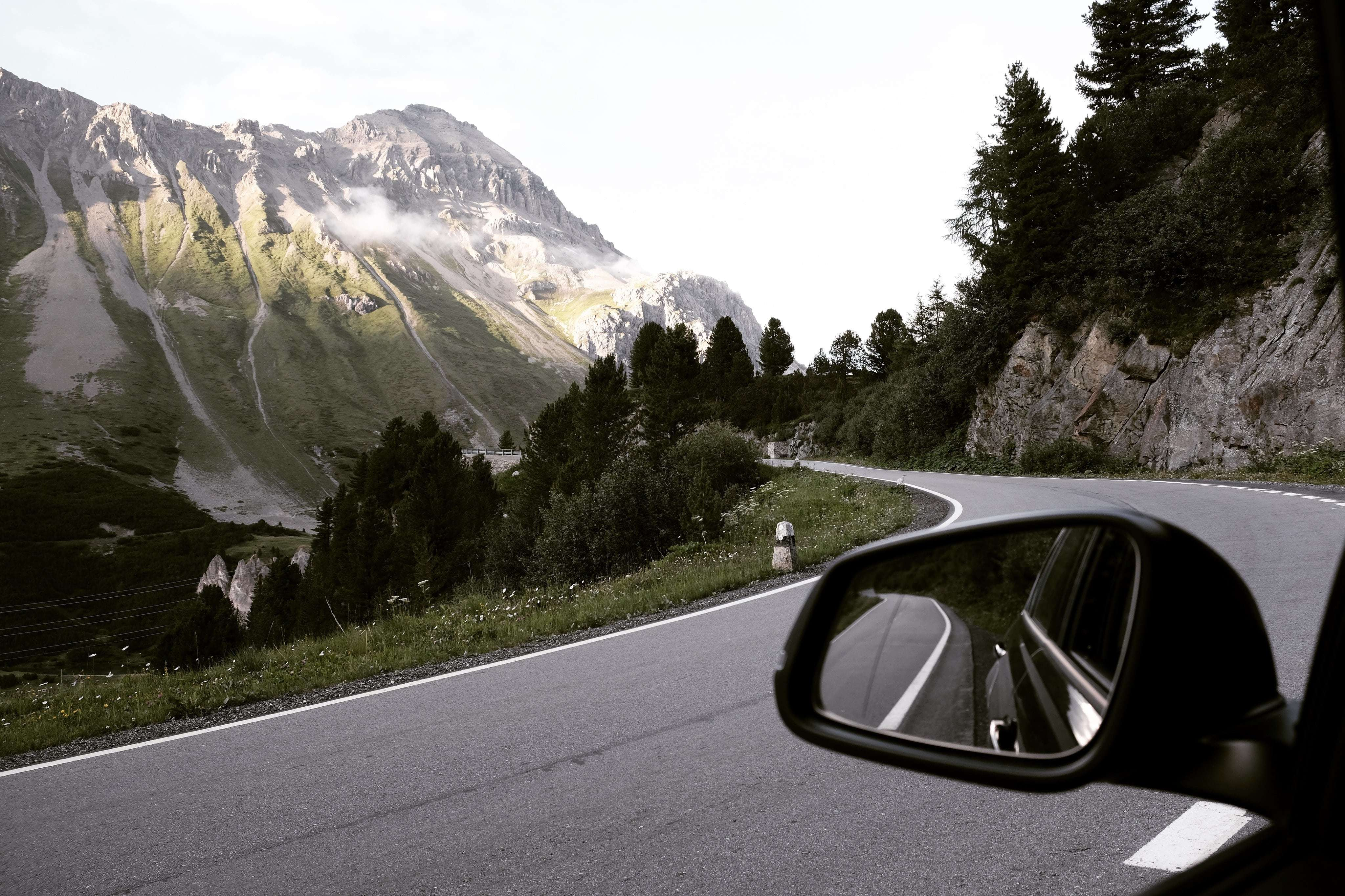 travel switzerland by car